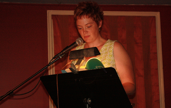 Caffè Lena Poetry Open Mic with Featured Poet Carolee Sherwood