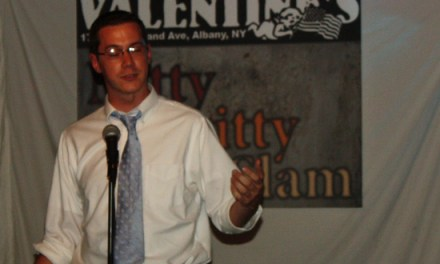 Video – Kevin Peterson at Professor Java's