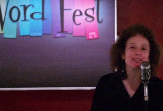 New World Writers Night Featuring Therese Broderick and Alifair Skebe