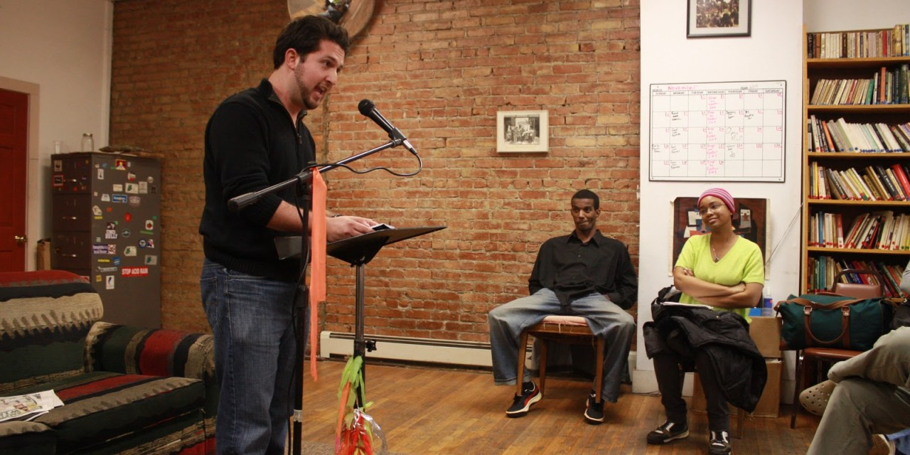 Third Thursday Poetry Night, November 17