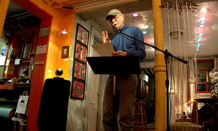 Poets Speak Loud – 10th Annual Tom Nattell Tribute Open Mic and Beret Toss