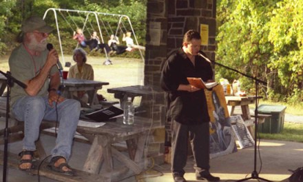 Looking Back… 2001 Albany Word Fest