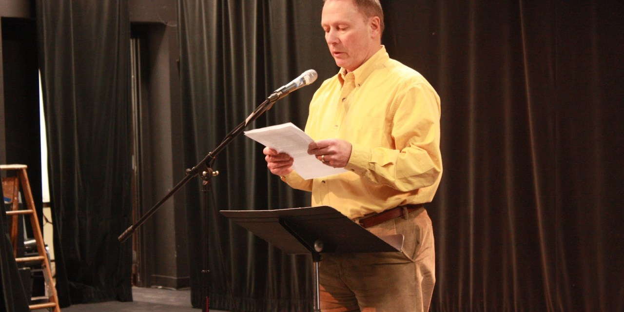 Poetry + Prose Open Mic, March 11