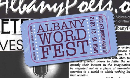2012 Albany Word Fest – Founders Reading