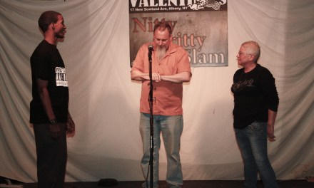 Nitty Gritty Slam #15, April 3