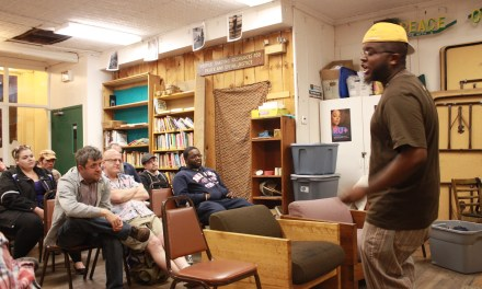 Albany WordFest Third Thursday Poetry Night, April 19