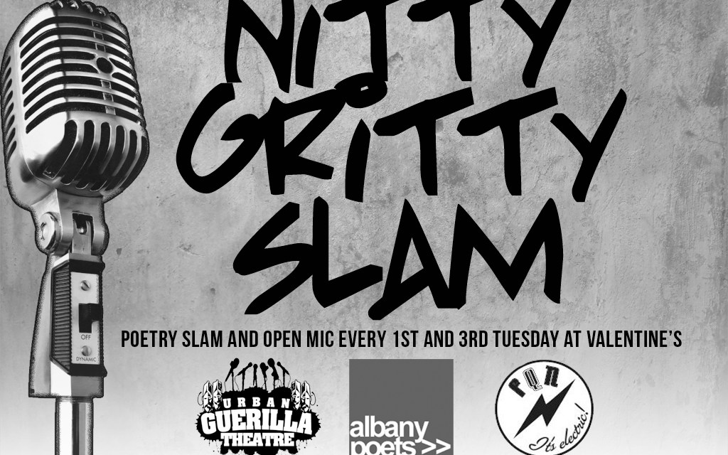 """Help """"Team Nitty Gritty"""" go to National Poetry Slam in Charlotte"""