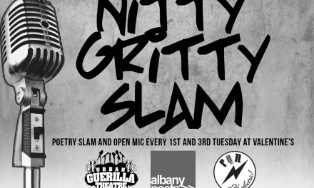 "Help ""Team Nitty Gritty"" go to National Poetry Slam in Charlotte"