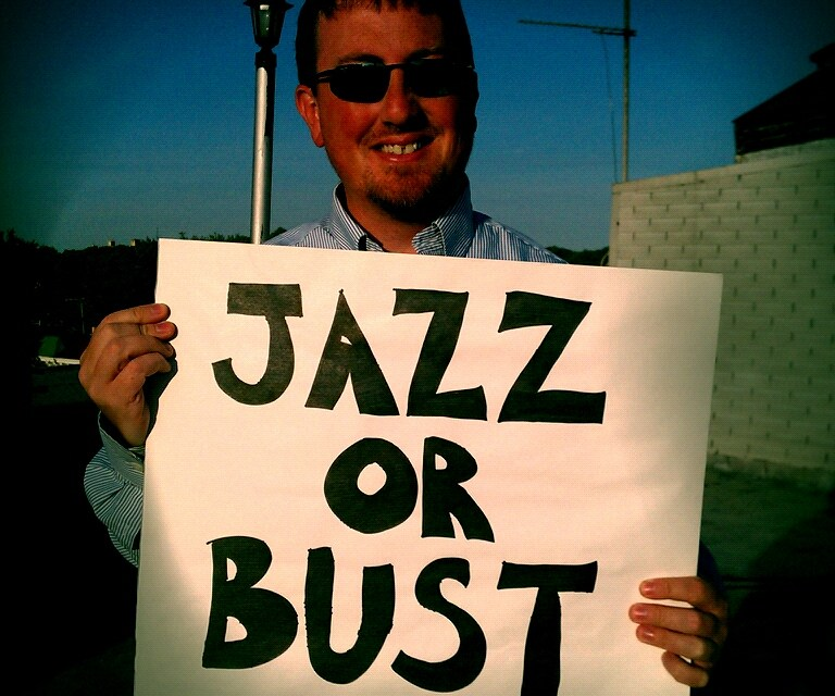 """The """"Jazz Or Bust"""" Tour – And Poetry, Too!"""