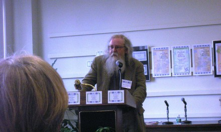 Gary Lawless Poetry Reading at Pine Hollow Arboretum, Friday, June 15