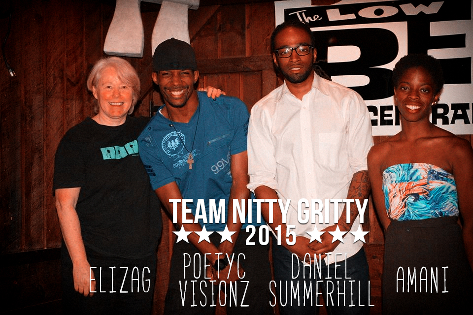 Help Send Team Nitty Gritty to the National Poetry Slam