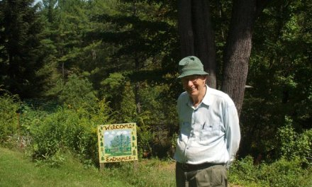 John Abbuhl Reading at Pine Hollow Arboretum Friday, July 13