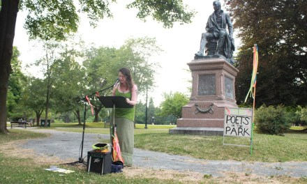 Poets in the Park, July 7