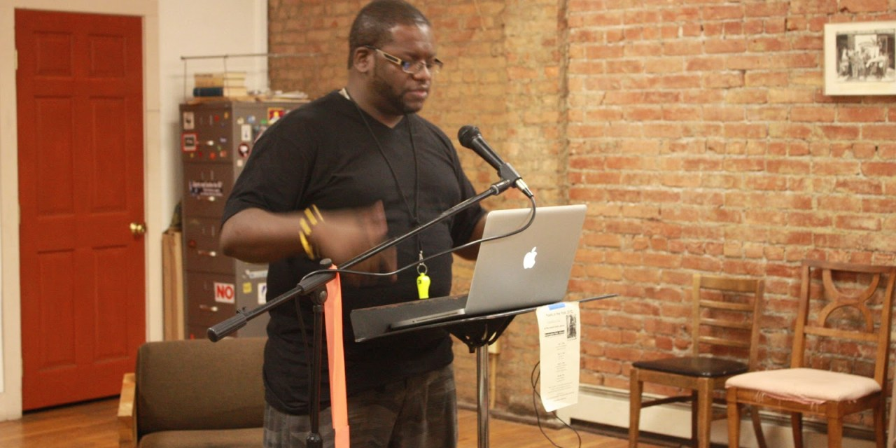 Third Thursday Poetry Night, July 19