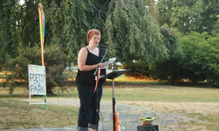 Poets in the Park, July 21
