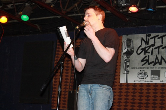 Thom Francis at Nitty Gritty Slam #21
