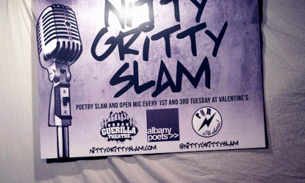 Caffe Lena Poetry Open Mic Featuring Team Nitty Gritty