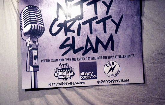 Help Albany Poets Send Our Own Brand of Poetry and Spoken Word to the National Level