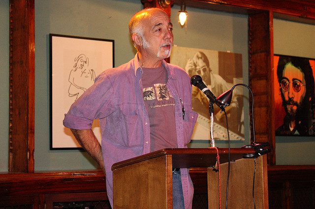 Woodstock Poetry Society and Festival Reading Featuring Mike Jurkovic and Rebecca Schumejda