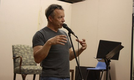 Sunday Four Poetry Open Mic Featuring Woodstock Poet Phillip Levine