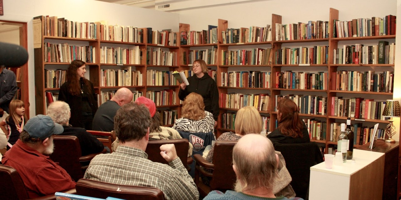 Book Launch for Cadillac Men, poems by Rebecca Schumejda