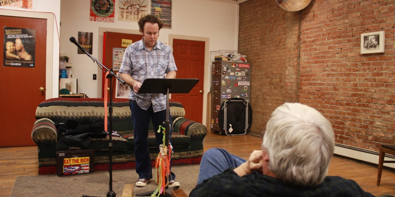 Third Thursday Poetry Night, November 15