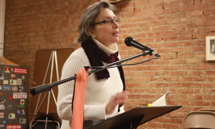 Third Thursday Poetry Night, December 20