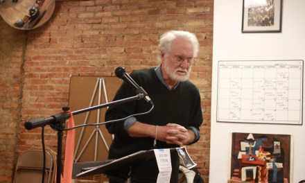 Third Thursday Poetry Night, February 21