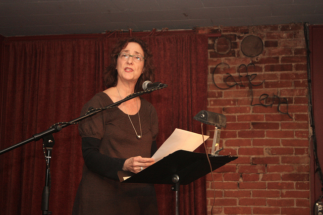 Caffe Lena Poetry Open Mic Featuring Barbara Louise Ungar and Lee Slonimsky