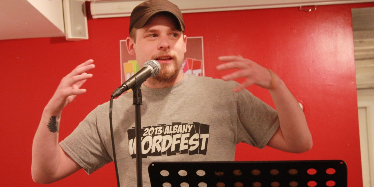 WordFest 2013, Day 6: Open Mic, April 19