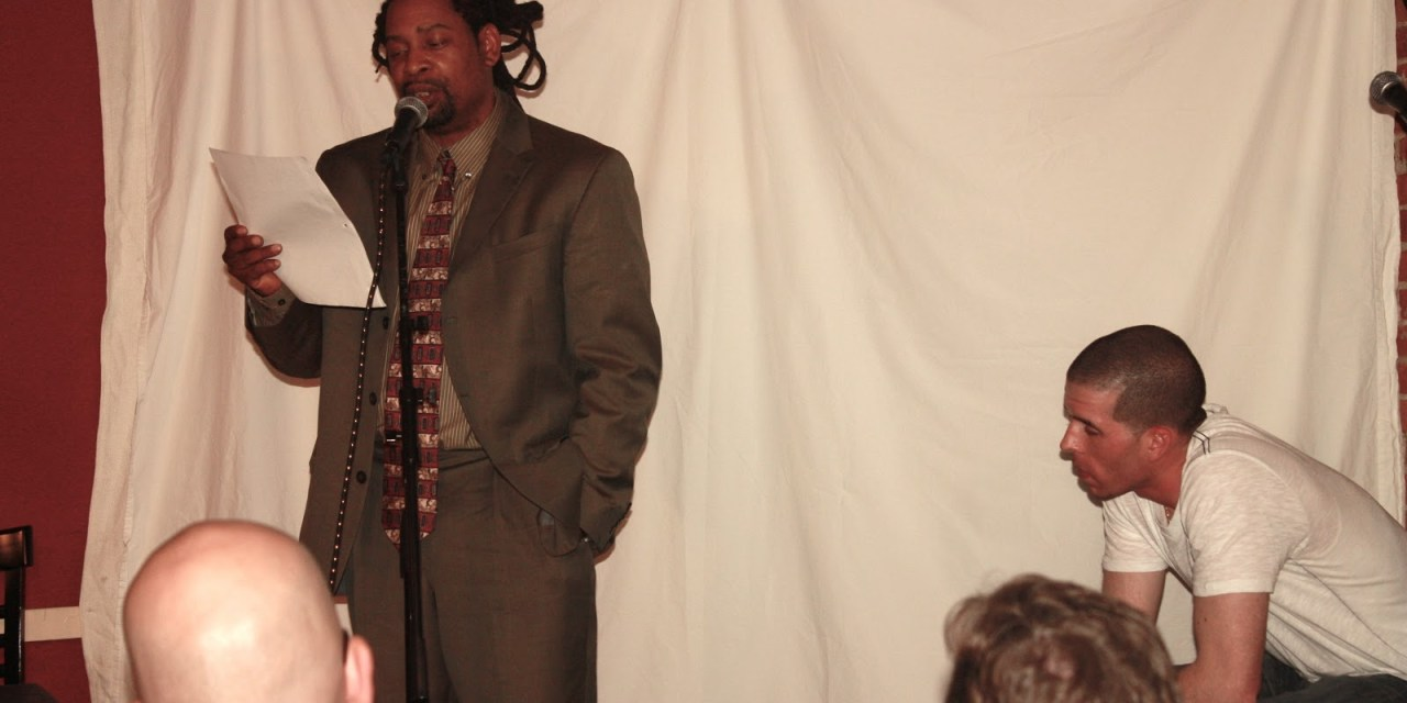 Inside Out: Poems & Music from Mt. McGregor Correctional Facility, April 23