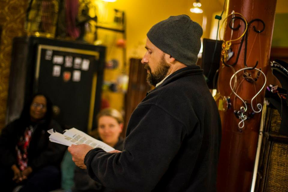 Third Thursday Poetry Night Featuring Brian Dorn