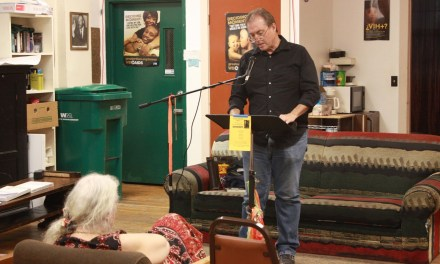 Third Thursday Poetry Night, June 20