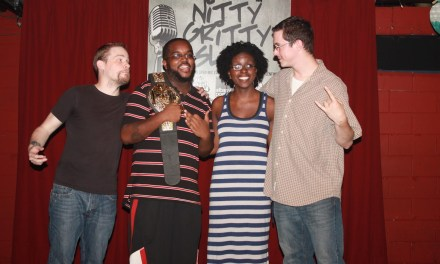 Nitty Gritty Slam #52, August 20