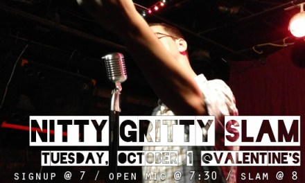 Nitty Gritty Slam #55 – A Poetyc Points Leader Taking Charge