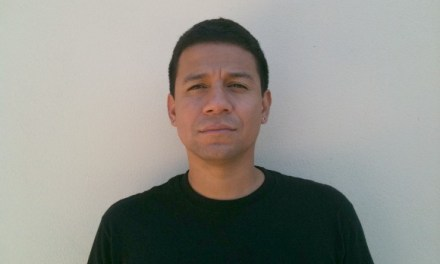One Poem and Three Questions with Manuel Paul López