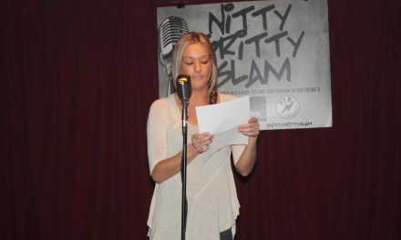 Nitty Gritty Slam #59, December 3
