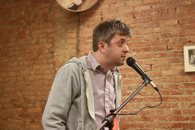 Third Thursday Poetry Night Featuring Matthew Klane