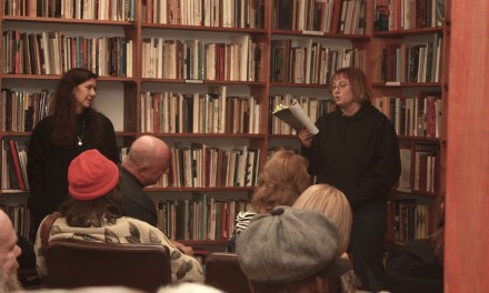 Poetry Reading at Half Moon Books