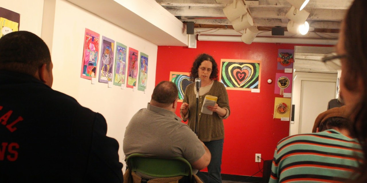 Throwback Audio – Miriam Axel-Lute at Poetry at the UAG – January 23, 2009