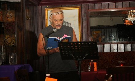 Woodstock Poetry Society Featuring Andy Clausen and Pamela Twining