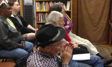 Third Thursday Poetry Night with Elaine Cohen