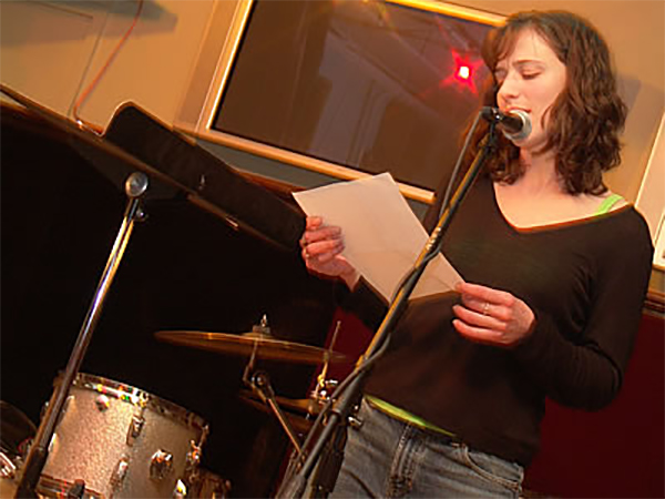 Throwback Audio – Rachel Zitomer at Poets Speak Loud – July 31, 2006