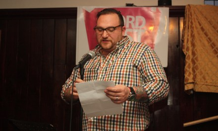 Third Thursday Poetry Night Featuring Adam Tedesco