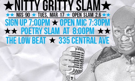 Nitty Gritty Slam #90 – Open Slam 2.6
