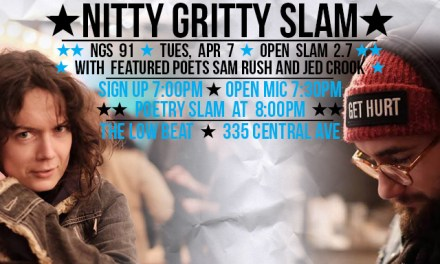 Nitty Gritty Slam #91 Featuring Sam Rush and Jed Crook