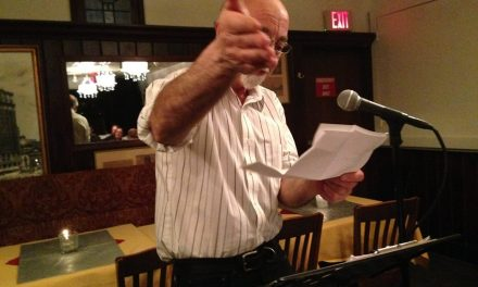Third Thursday Poetry Night Featuring Mike Jurkovic