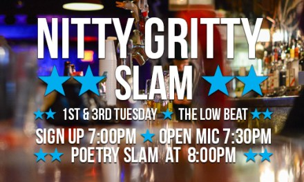 Nitty Gritty Slam 102 – Season Five Open Slam 1.2