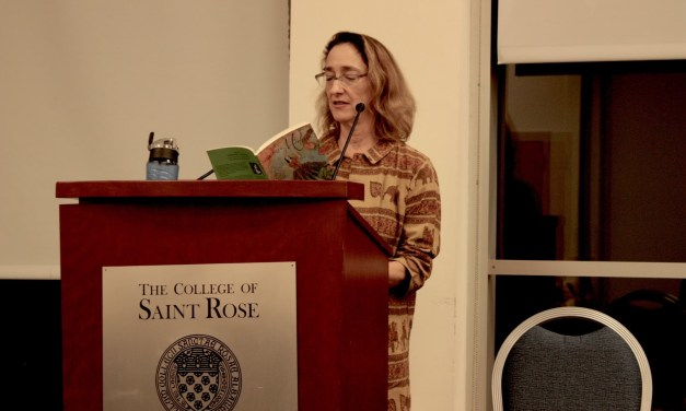 St. Rose Poetry Reading, October 23