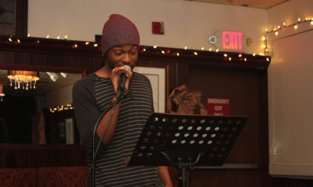 Poets Speak Loud!, November 30